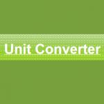 تريد تحويل أي وحدة إلى أي وحدة؟ اليك الحل.