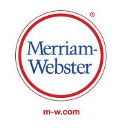 واحد من افضل مواقع الترجمة الانجليزية (Merriam-Webster).