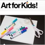 موقع تعليم الرسم للأطفال و كذلك التلوين و إنشاء المجسمات.