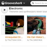 موقع-راديو-أغاني-أجنبية-غروف-شارك-Groovshark