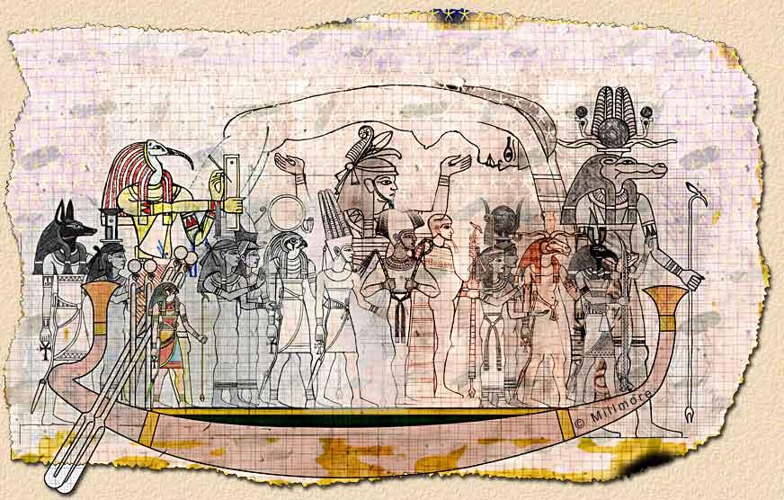 مومياءات الفراعنة المصريين